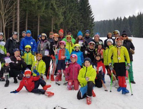 IV Otwarte Mistrzostwa Wielkopolski w Narciarstwie Alpejskim i Snowboardzie🏆