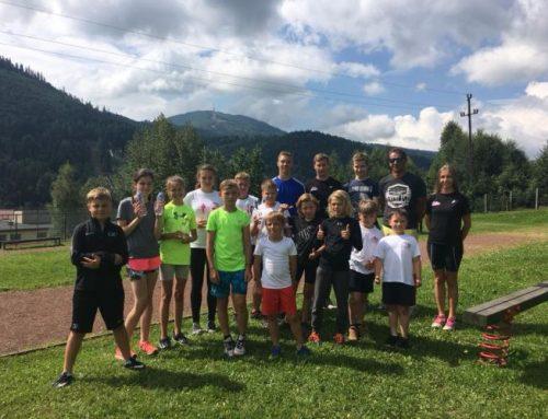 Wyjazd treningowy- Szczyrk 07.07-15.07.2018 z Jakub Ilewicz Akademia Narciarska
